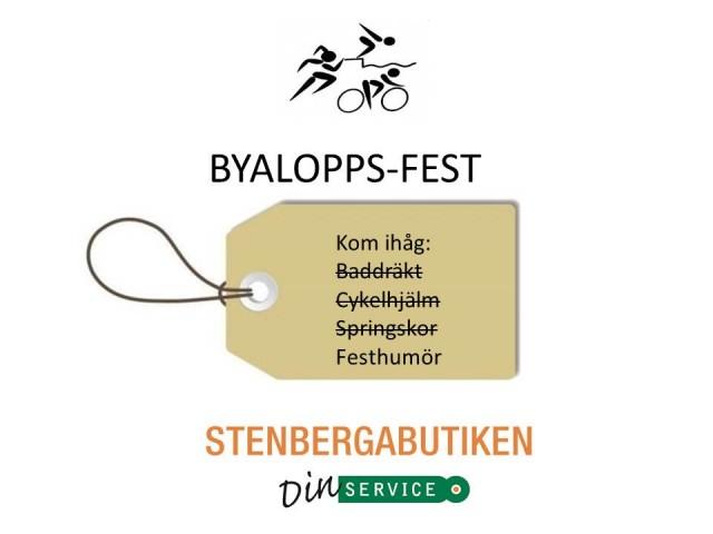 Byalopps-fest!