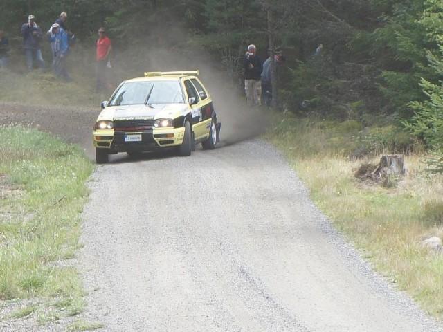 Final i Sydsvenska Rallycupen här i krokarna