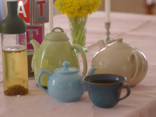 Te i alla former avslutar säsongen av matinspiratörer
