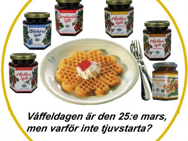 Solveig och Bosse Nilsson inspirerar oss den 25 mars